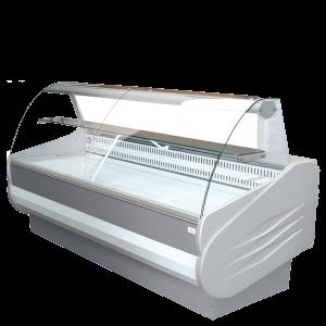 Caractéristique de la vitrine réfrigérée de comptoirCaractéristique de la vitrine réfrigérée de comptoir