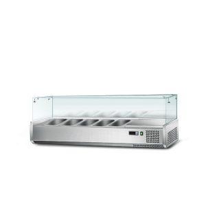 Caractéristique de la vitrine réfrigérante sala detteCaractéristique de la vitrine réfrigérante sala dette