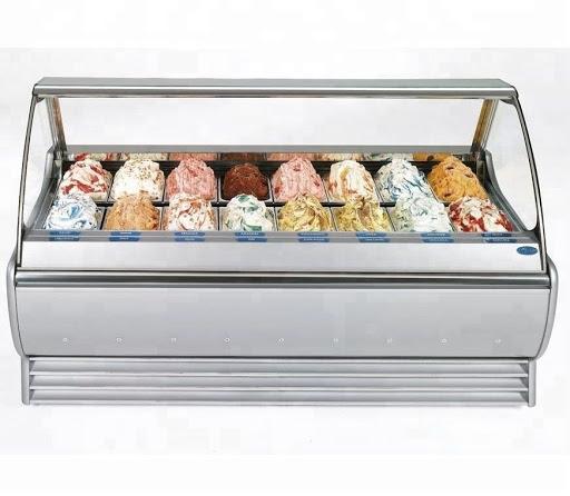 ice showcase